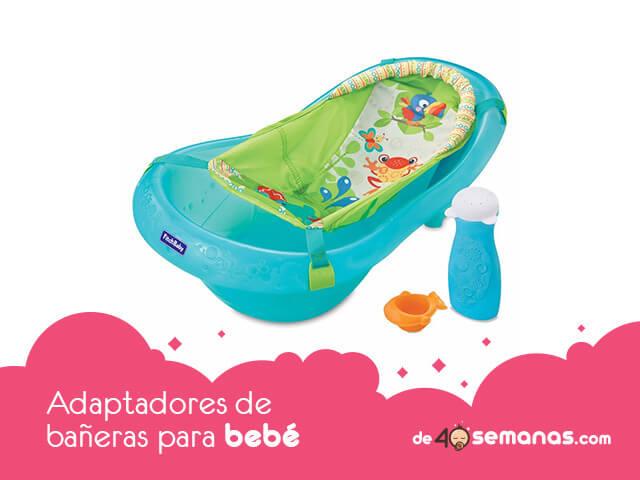 Adaptadores de bañeras para bebés