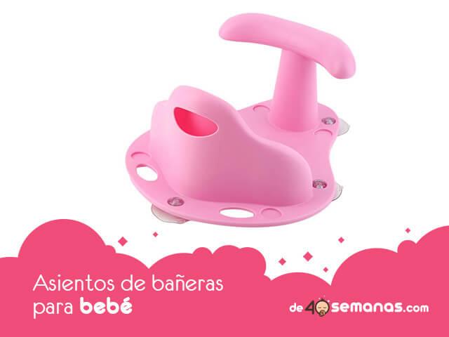 Asientos de bañeras para bebés