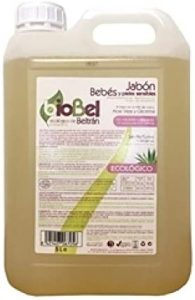 Biobel detergente para bebé