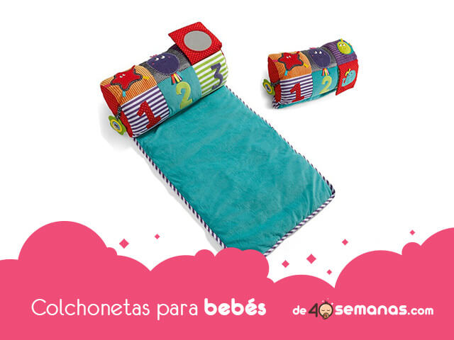 Colchonetas para bebés