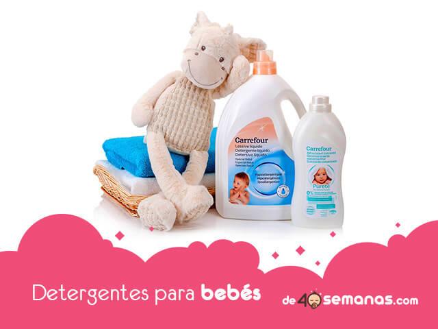 Detergentes para bebés