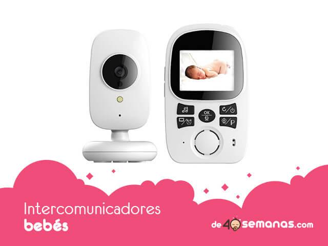 Intercomunicadores para bebés