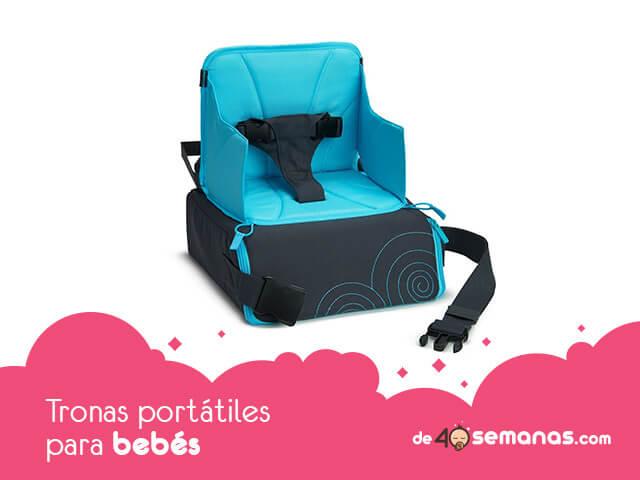 Tronas portátiles para bebés