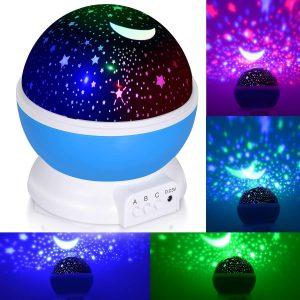 Adoric Proyector Lámpara de Dormir