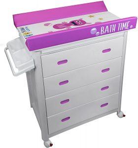 Bañera cambiador Plastimyr Plastimons