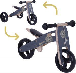 Bici Bikestar 2 in 1 sin pedales