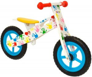 Bici de madera sin pedales Boppi