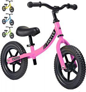 Bici sin pedales Sawyer