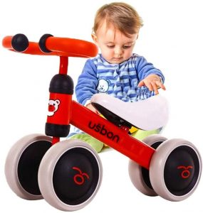 Bici sin pedales para bebés Arkmiido