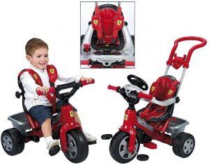 FEBER triciclo Ferrari
