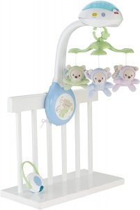 Fisher-Price Móvil ositos voladores