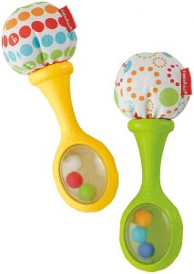 Fisher-Price Maracas musicales
