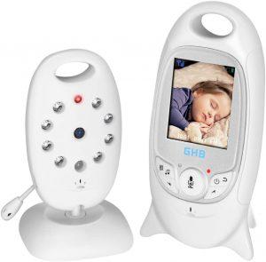 GHB Inalámbrico intercomunicador para bebés