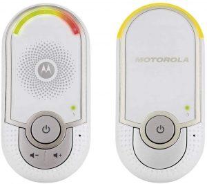Intercomunicador para bebés Motorola MBP 8