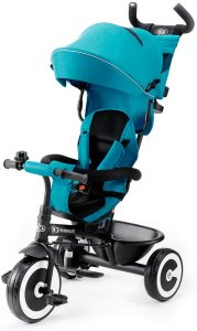 Kinderkraft Triciclo Evolutivo ASTON