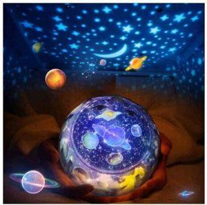 Lámpara de proyector, FOHYLOY noche