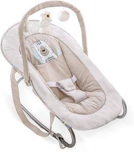 Mecedora Hauck Bungee Deluxe para bebés