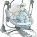 Mecedora para bebés Ingennuity