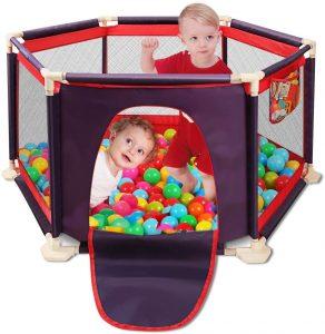 Parque de juegos infantil portátil de Arkmiido