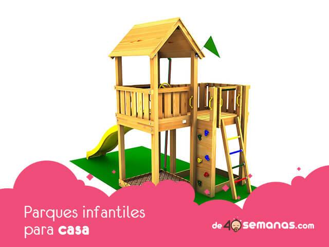 Parques infantiles casa