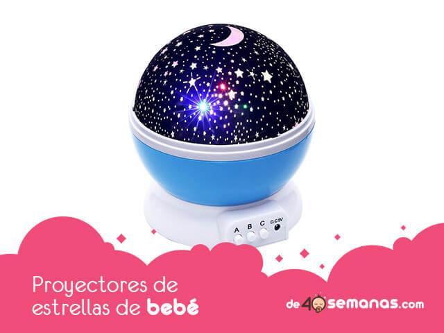 Proyectores Estrellas Bebé